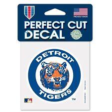 Detroit Tigers Car Window Decal 4 Inch Decal Retro