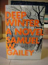 Deep Winter by Samuel W.Gailey signed 1st/1st Penguin (2014HC)