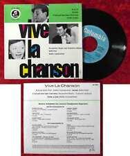EP Vive La Chanson (Columbia C 41 383) D Jacqueline Boyer
