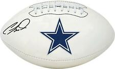 CeeDee Lamb Dallas Cowboys Autographed White Panel Football
