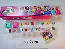 Shopkins SEASON 5 20 Shopkins MEGA PACK + 4 Petkin Backpacks NEW US Seller