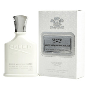 CREED SILVER MOUNTAIN WATER * 2.5 oz (75ml) EDP Spray * NEW in BOX Lot CM3516C01