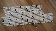 SET of LED STRIPS D2GE-460SCB-R3 D2GE-460SCA-R3 for SAMSUNG UE46F5300AK