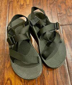 Chaco Black Strap Z1 Sandals Mens 8