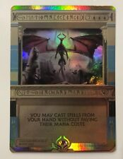 MTG Magic - [1x] OMNISCIENCE foil Masterpiece series Invocations NM-