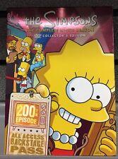 The Simpsons - Ninth Season | 4-Disc | DVD | SHIPS First CLASS