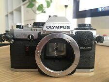 Olympus OM10 with Case and 70-210mm Vivitar Lens