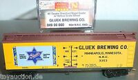 Glueck Brewing Co 40 Double Sheathed Micro Trains 049 00 660 N 1:160 OVP HS3 å