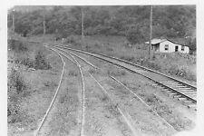 7BB167 RP 1924/60s WESTERN MARYLAND RAILROAD CAROLINA WV