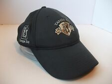 Tampa Bay Tpc 1991 Golf Hat Black Hook Loop Baseball Cap