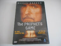 DVD - THE PROPHET'S GAME / DENNIS HOPPER - ZONE 2