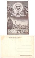 4005) RICORDO DI BOLOGNA, CONGRESSO EUCARISTICO S. PETRONIO, PANORAMA EUCARESTIA
