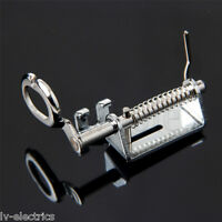 Free Motion Hoop Quilting Embroidery Sewing Machine Foot Low Shank Closed Toe