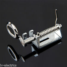 Libre mouvement hoop quilting broderie machine à coudre pied bas jarret bout fermé