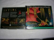 Rama PC Video Game Sierra CD-ROM Jewel Case with Manual and Disks