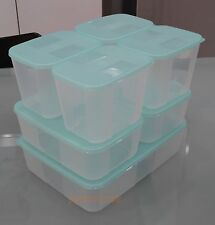 NEW Tupperware Freezer Mates Special Edition Set of 7 + Free Express