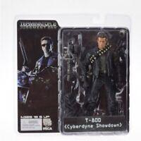 "NECA Terminator 2 Judgement Day T-800 Cyberdyne Showdown 7"" Action Figure"