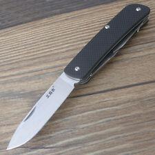 SRM WA721-A1 High Quality Steel ECD  Multifunction Folding Knife w/ gift box