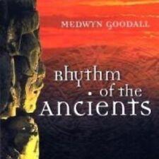 Rhythm of The Ancients Medwyn Goodall Audio CD