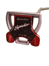 """TaylorMade Spider Tour Platinum Putter, Good Condition Right (35"""") No Head Cover"""