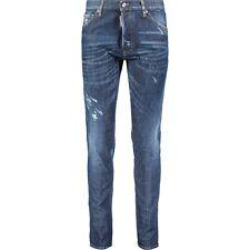 """£ 485 DSQUARED 2 """"COOL GUY JEAN 'Jeans con effetto invecchiato IT48 & IT50-MADE IN ITALY"""