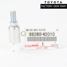 GENUINE TOYOTA YARIS 12-18 LEXUS IS250 IS350 06-13 CLUTCH SWITCH OEM 88280-42010