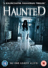 Haunted (DVD) (NEW AND SEALED) (REGION 2) (FREE POST)