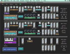VIRTUAL editor / programmer - Roland MKS-7 / JUNO-106 - LOGIC v4 - X