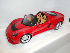 GT043 by GT SPIRIT LOTUS EXIGE S3 ROADSTER (RED) 1:18