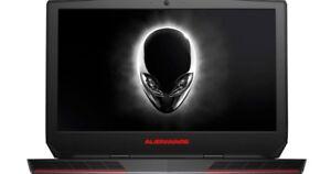 Alienware 17 R2 Nvidia GTX 980M i7 4710HQ 8GB RAM 1TB Gaming Laptop (READ DESC)