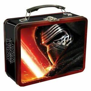 STAR WARS METAL LUNCH BOX NEW