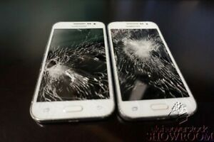2 Used & Untested - Samsung Galaxy SIII (White) For Use Of Parts Or Repairs Only