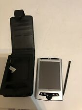 "Hp iPaq rz1715 Mobile Media Companion 3.5"" Color Lcd Pocket Pc Pda Untested A9"