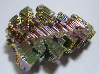 +++ Wismut xx // synthetisch +++ Kristall bismuth crystal iridescent Stufe 899