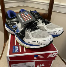 New! New Balance Sz 11 860V6 Running Mens Shoes. M860MI6. Blue White Made In USA