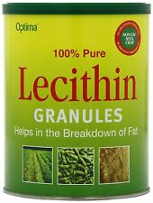 Optima Health Lecithin Granules 250 g