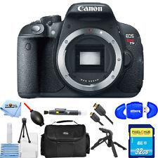 Canon EOS Rebel T5i DSLR Camera (Body Only)!! STARTER BUNDLE BRAND NEW!!