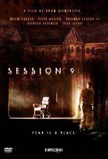Session 9 (mit David Caruso von CSI Miami) DVD NEU + OVP!