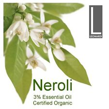 NEROLI 3% PURE ESSENTIAL OIL CERTIFIED ORGANIC 100ML