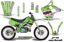 KAWASAKI KX 125/250 Graphic Kit AMR Racing # Plates Decal Sticker Part 90-91 P40