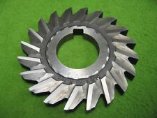 Straight Side Milling Cutter 20T 3-1/2 x 3/8 x 1-1/4