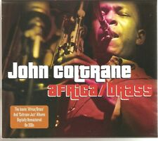 JOHN COLTRANE AFRICA/BRASS - COLTRANE JAZZ - 2 CD BOX SET