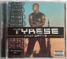 Tyrese 2000 Watts CD