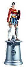 DC Superhero Chess Magazine #88 Wonder Woman Divine Armor Queen Eaglemoss NEW