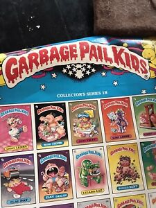 SEALED 1985 Garbage Pail Kids Cards Collector's Series 1b Poster #15-419 Rolled