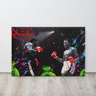 Alec Monopoly Canvas Print Boxing Match Art Wall Art Decor Large Size Framed