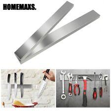 HOMEMAXS Magnetleiste für Messer Universal-Schiene- Edelstahl 40cm  (1/2pcs/Set)
