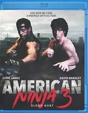 American Ninja 3 - Blood Hunt (Blu-ray Disc, 2016)