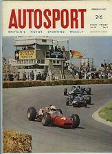 Autosport 3rd février 1967 * Rallye Monte Carlo & Lotus 47 *