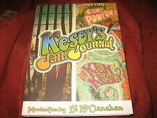 KESEY'S JAIL JOURNAL KEN KESEY HARDCOVER 1ST PRINTING